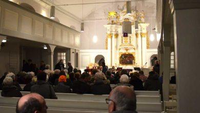Bild von Wiedereröffnung der Kirche in Kolenfeld