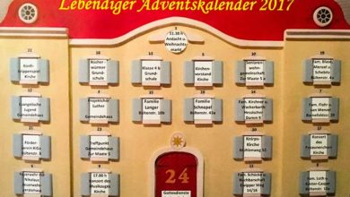 Photo of Lebendiger Adventskalender in Kolenfeld