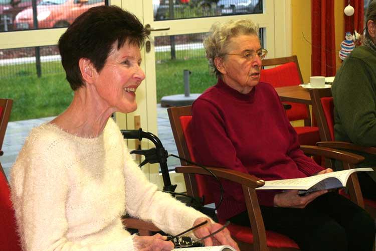 Birgit Zurheide unterstützt seit über 30 Jahren Senioren. | Foto: Friedlies Reschke