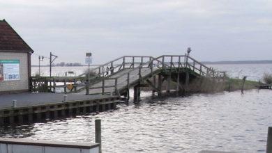Bild von Brücke am Steinhuder Sturmhafen wird ersetzt
