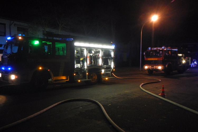 Photo of Einsatz für die Feuerwehr Luthe