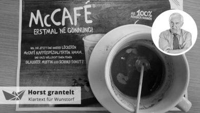 """Bild von Meine """"McBestellung"""" – Wunstorfs Schnellrestaurants werden immer effizienter"""