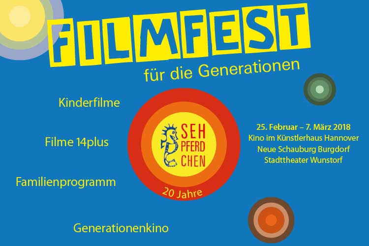 Photo of Sehpferdchen – Filmfest für die Generationen