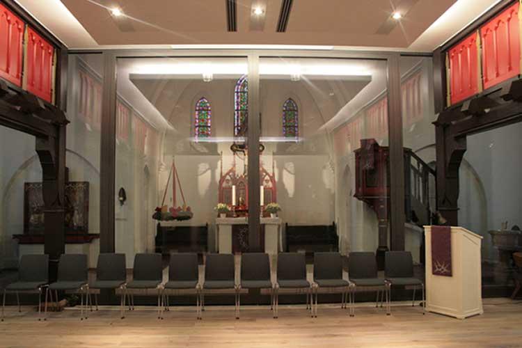 Neue Kirche Idensen