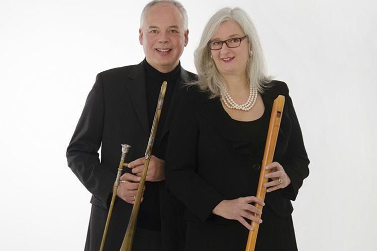 Detlef Reimers und Ulrike Petrizki