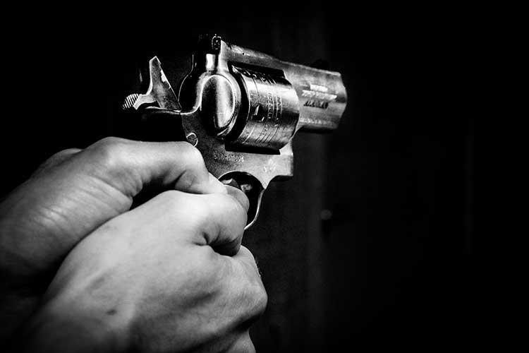 Symbolfoto Pistole