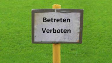 Bild von 90 Tage Spielpause beim 1.FC Wunstorf und kein Ende in Sicht