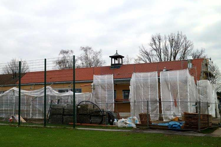 Umbau Grundschule Klein Heidorn