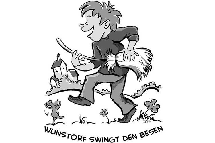 Photo of Wunstorf swingt den Besen 2019