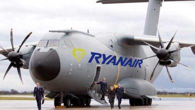 Bild von Ryanair fliegt künftig ab Wunstorf