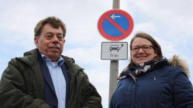 Bild von Elektrofahrzeuge dürfen ins Parkverbot