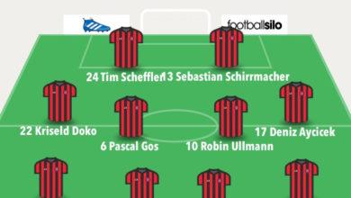 Bild von 1. FC Wunstorf schlägt SSV Vorsfelde mit 3:1