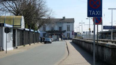 Bild von 19-Jährige attackiert Bundespolizisten am Wunstorfer Bahnhof