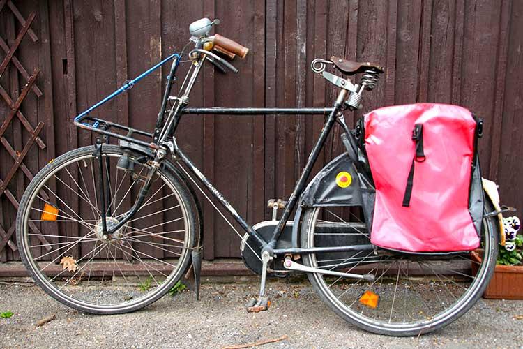 Nach Australien - mit dem Fahrrad