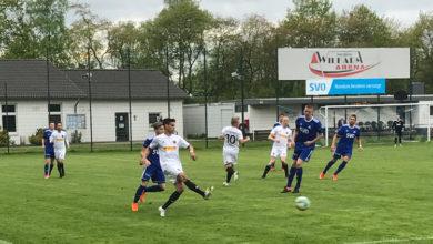 Bild von Kein Glück für den 1. FC bei der Begegnung mit Eintracht Celle