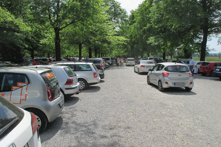 Parkplatz Steinhude
