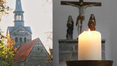 """Bild von """"Stille Stunde"""" in der Stadtkirche"""