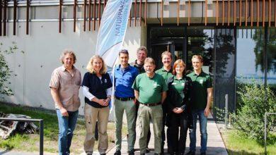 Bild von Naturpark Steinhuder Meer stellt sich dem Qualitätscheck