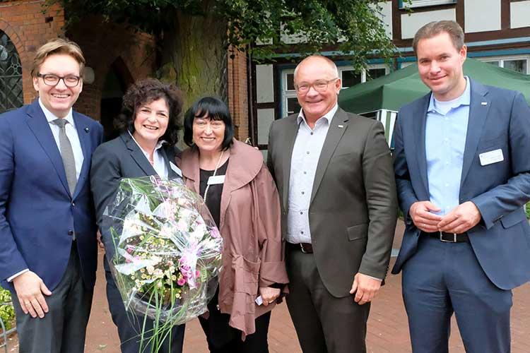Neue Chefärztin PD Dr. Iris Tatjana Graef-Calliess in Wunstorf