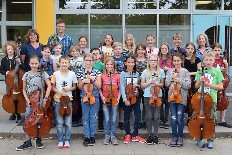 Abschlusskonzert Musikschule 2018