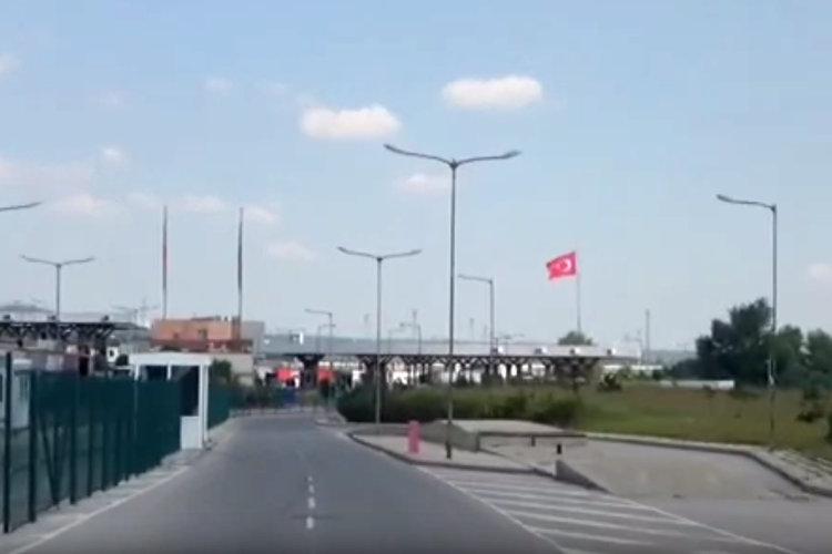 Türkisch-bulgarische Grenze