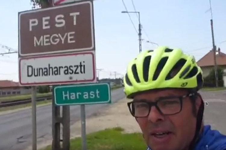 Weiter durch Ungarn