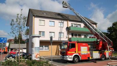 Bild von Dachstuhlbrand in Luthe abgewendet