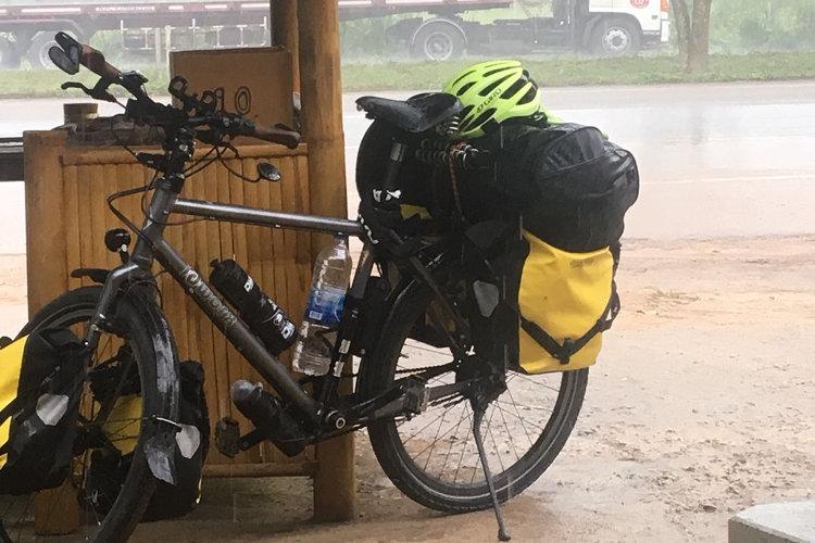 fahrrad regenzeit