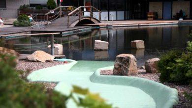 Bild von Mehr als ein Freibad: Das Naturerlebnisbad Luthe