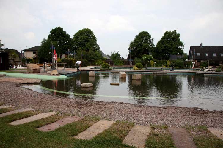 Nichtschwimmerbereich Naturerlebnisbad
