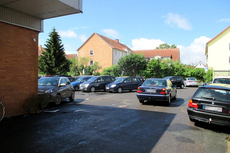 parkplatz kuesterstrasse