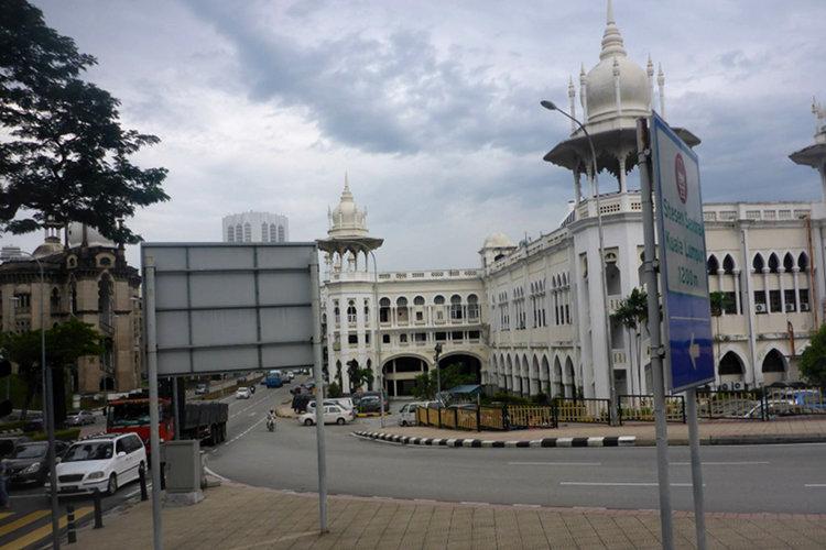 Alter Bahnhof Kuala Kumpur