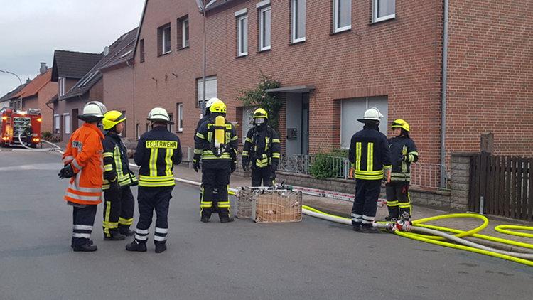 Feuerwehr Sachsenhagen
