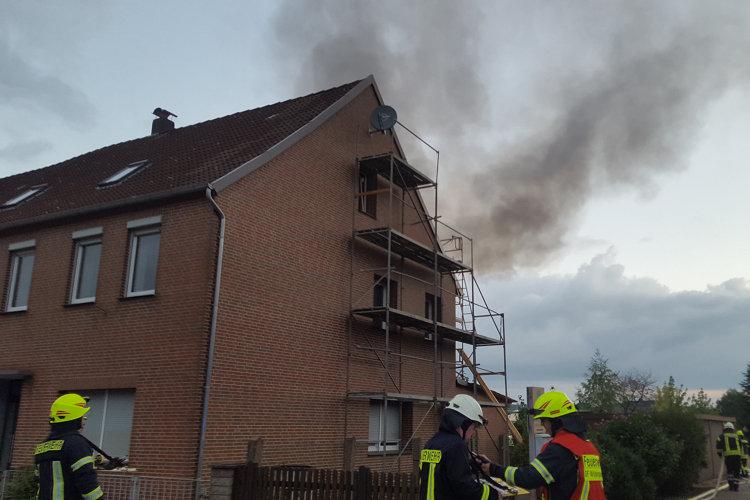 Hausbrand Sachsenhagen