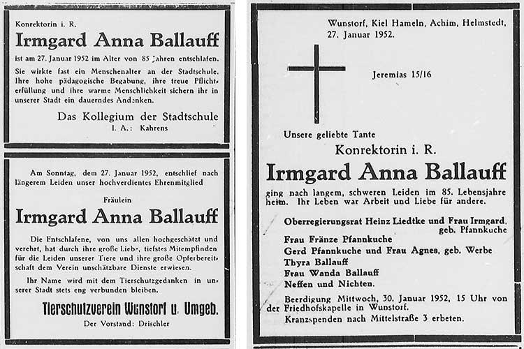 Irmgard Ballauf