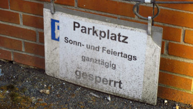 Bild von Bei den Innenstadt-Parkplätzen soll endlich etwas passieren
