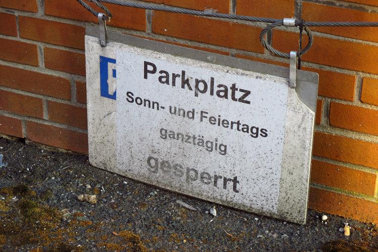 Parkplatznot