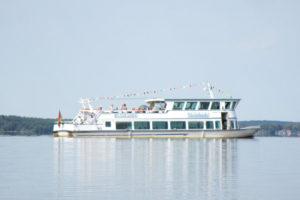 Fahrgastschiff Steinhude