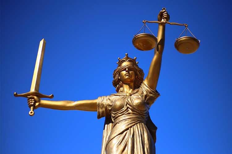 Symbolfoto Justitia