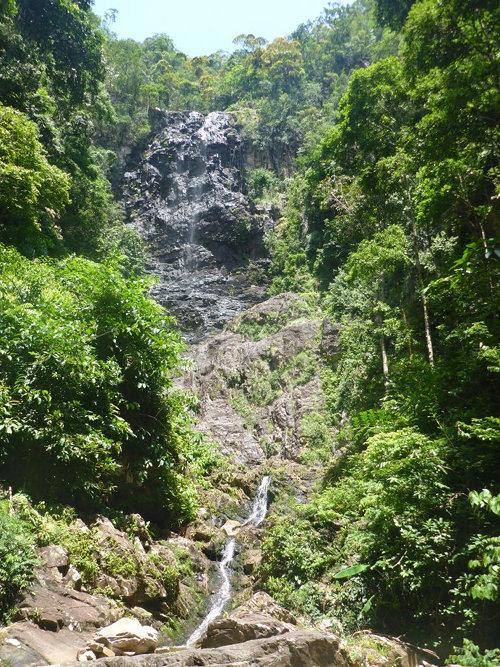Wasserfall auf Langkawi