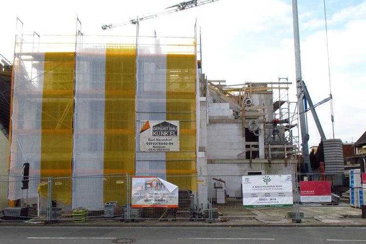 Neubau Wunstorf
