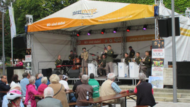 Photo of Auftritt Big Band der U.S. Air Forces in Wunstorf