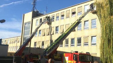 Bild von Feuerwehren Wunstorf und Bad Nenndorf trainieren gemeinsam