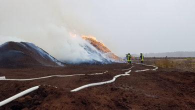 Bild von Torf-Großbrand ist gelöscht