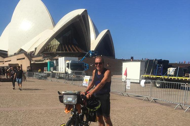 Photo of Ralf Völkers ist in Australien