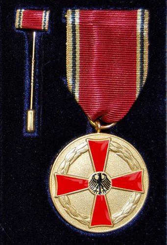 Verdienstmedaille des Verdienstorden der Bundesrepublik Deutschland