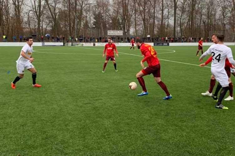 FC Eintracht Northeim - 1. FC Wunstorf 2:0