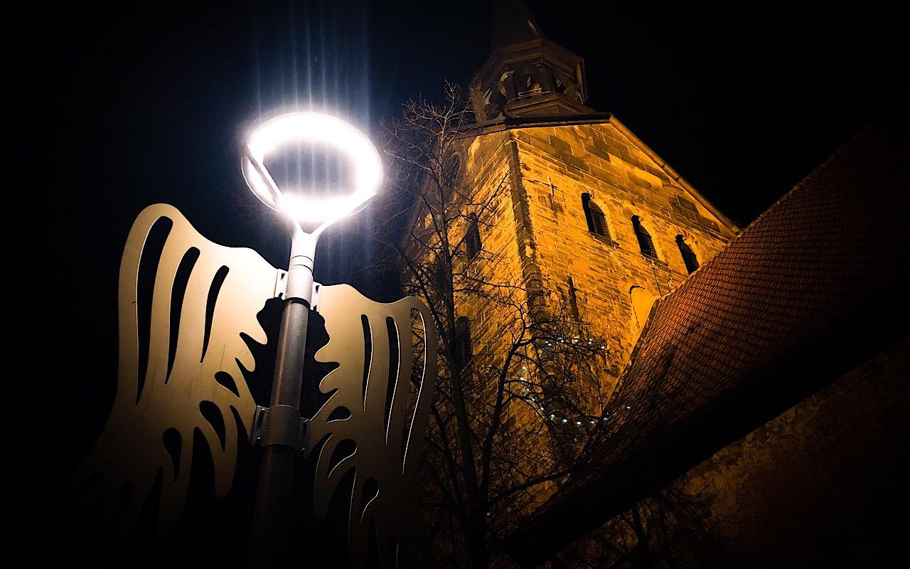 beleuchtung_engel_laterne_marktkirche