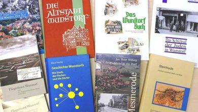 Bild von Ein Buch über Wunstorf