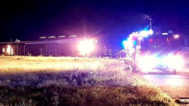 Bild von Schwerer Unfall auf der B 6